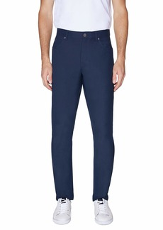Hickey Freeman Men's Fairway Performance 5 Pocket Golf Pant