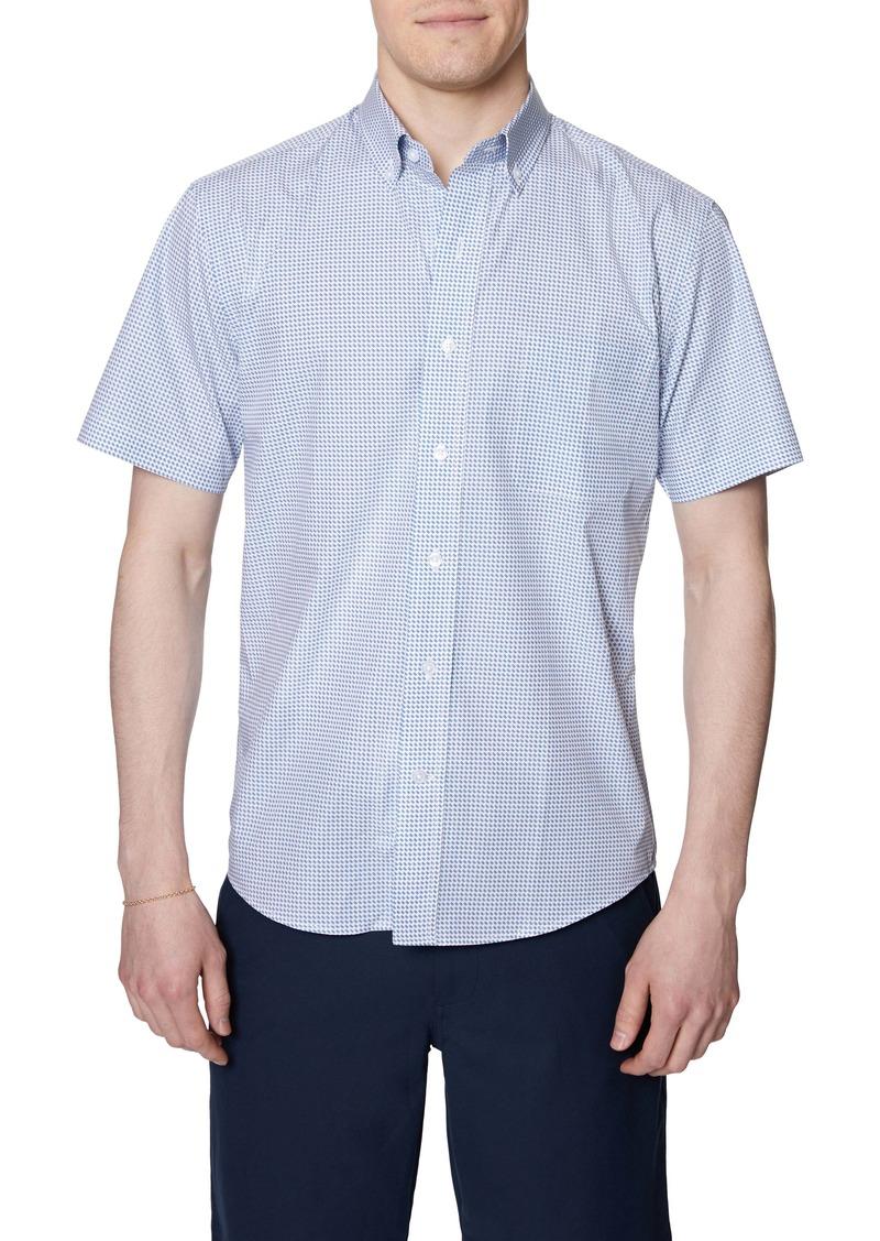 Hickey Freeman Regular Fit Cotton Shirt