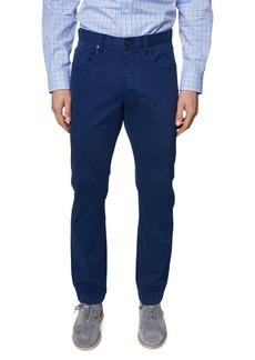 Hickey Freeman Regular-Fit Stretch Pants