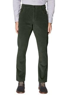 Hickey Freeman Slim-Fit Corduroy Pants