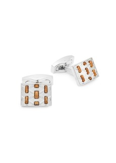 Hickey Freeman Solid Fill Cuff Links