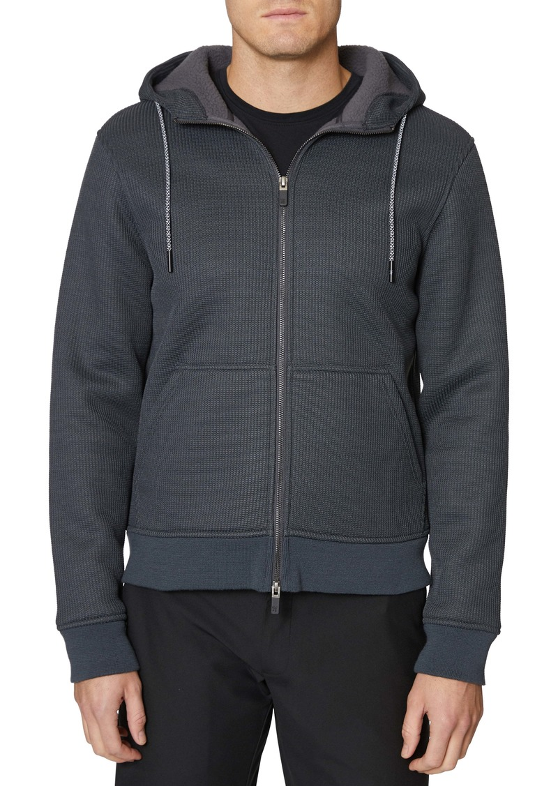 Hickey Freeman Tech Fleece Zip Hoodie