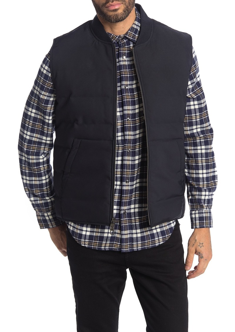Hickey Freeman Quilted Vest