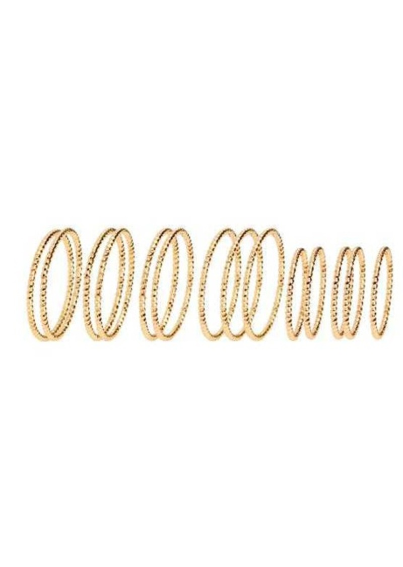 H&M 14-pack Rings