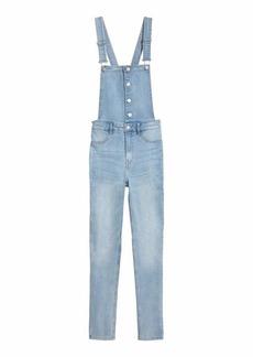 H&M H & M - Bib Overalls - Light denim blue - Women