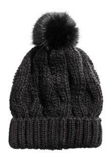 H&M Cable-knit Hat