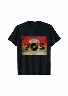 H&M Classic Retro Vintage style 1970 T-Shirt
