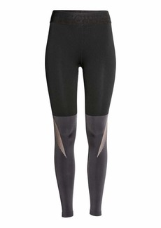 Color-block Sports Tights