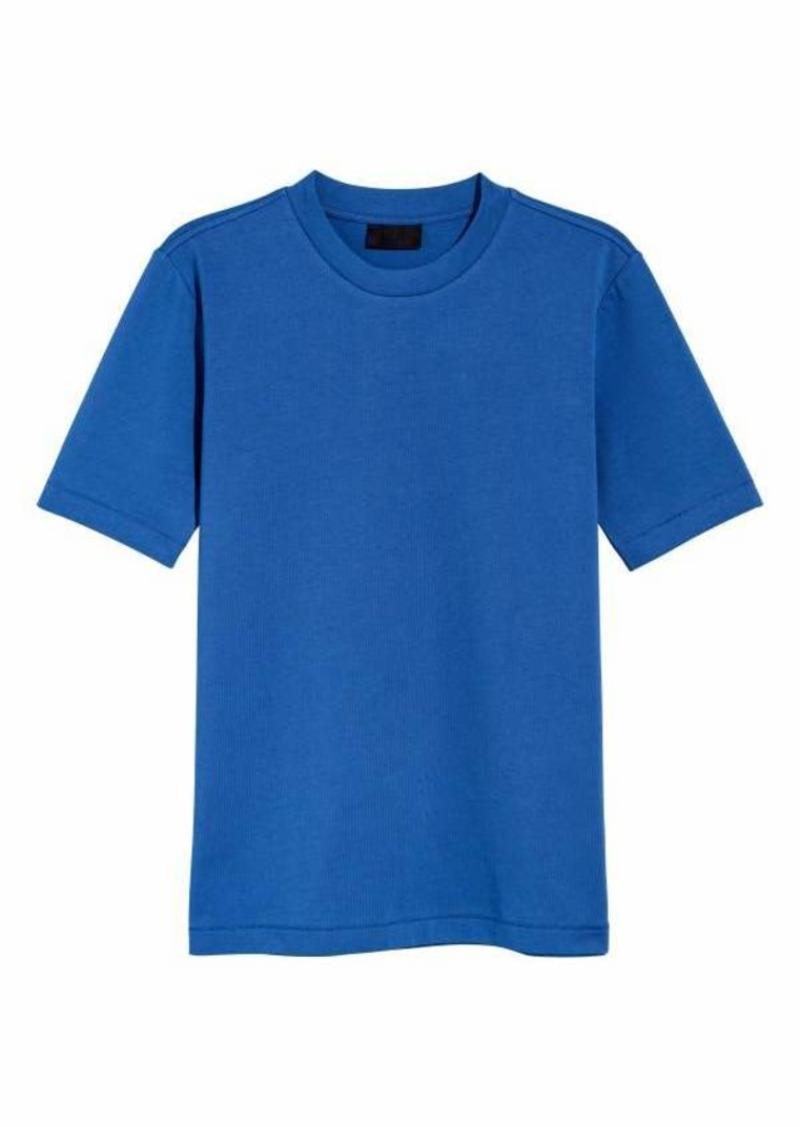 H&M H & M - Cotton T-shirt - Bright blue - Men