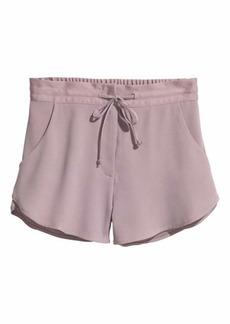 H&M Crêped Shorts