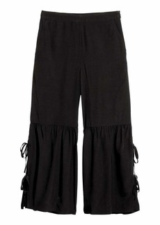 Culottes with Lacing