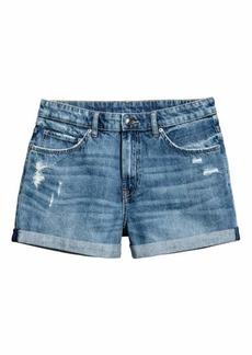 H&M Denim Shorts Boyfriend