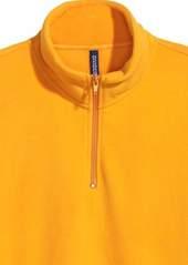 H&M Fleece Shirt with Zip