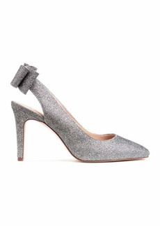 H&M Glittery Pumps with Bow