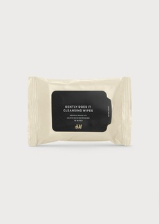 H&M H & M - 10 Cleansing Wipes - White