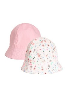 H&M H & M - 2-pack Sun Hats - Pink