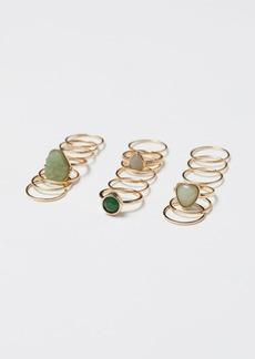 H&M H & M - 20-pack Rings - Green