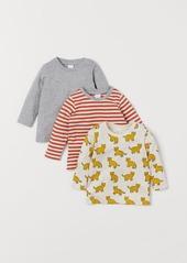 H&M H & M - 3-pack Jersey Shirts - Orange