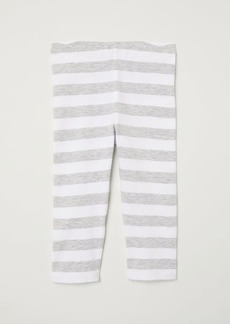 H&M H & M - 3/4-length Leggings - White
