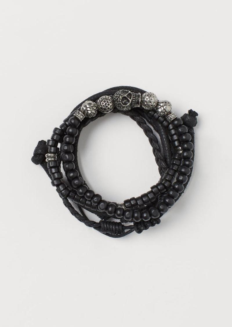 H&M H & M - 4-pack Bracelets - Black