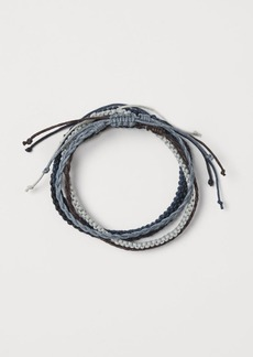 H&M H & M - 5-pack Bracelets - Black