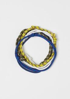 H&M H & M - 5-pack Bracelets - Yellow