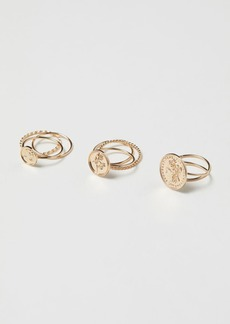 H&M H & M - 8-pack Rings - Gold