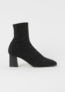 H&M H & M - Ankle Boots - Black