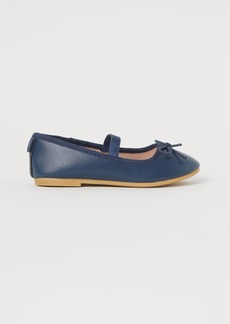 H&M H & M - Ballet Flats - Blue