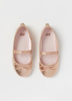 H&M H & M - Ballet Flats - Brown