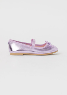 H&M H & M - Ballet Flats - Purple