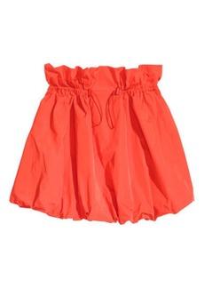 H&M H & M - Balloon Skirt - Red