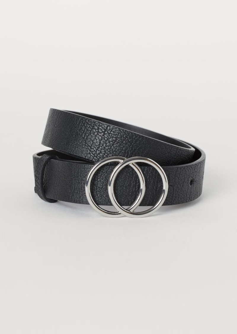 H&M H & M - Belt - Black
