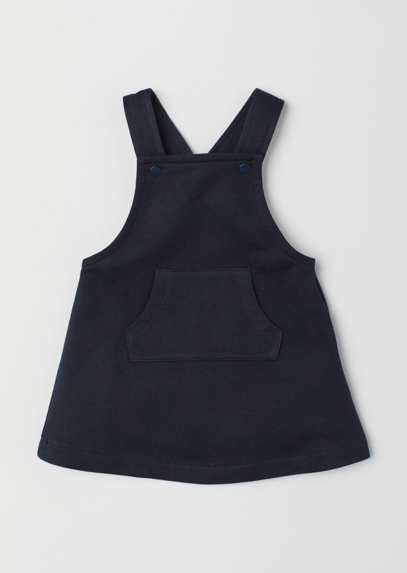 H&M H & M - Overall Dress - Blue
