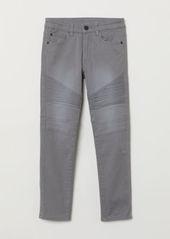 H&M H & M - Biker Pants - Gray
