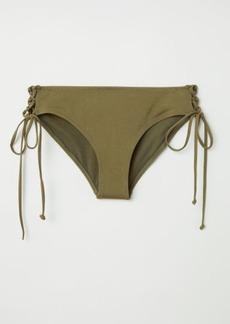 H&M H & M - Bikini Bottoms - Green