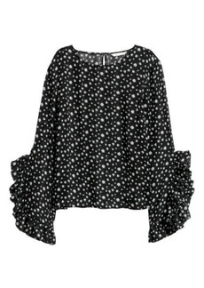H&M H & M - Blouse - Black
