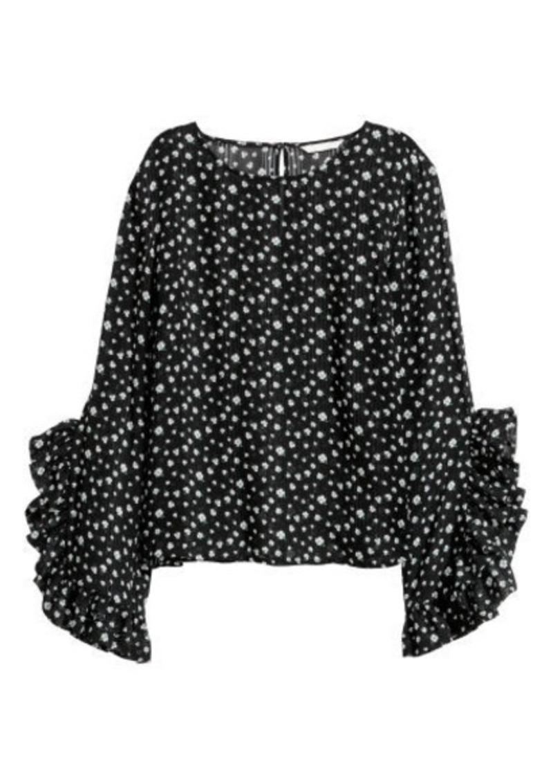H&M H & M - Blouse - Black