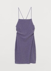 H&M H & M - Bodycon Dress - Purple