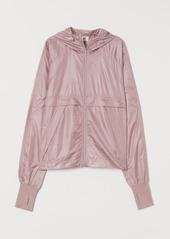 H&M H & M - Boxy Windbreaker - Pink