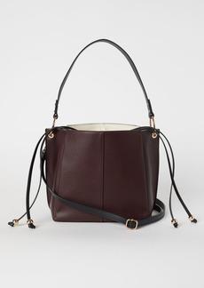 H&M H & M - Bucket Bag - Red