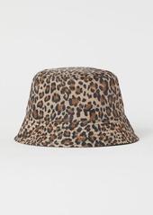 H&M H & M - Bucket Hat - Beige