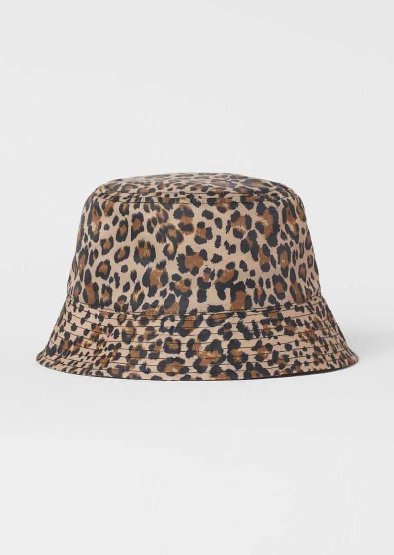 H & M - Bucket Hat - Beige