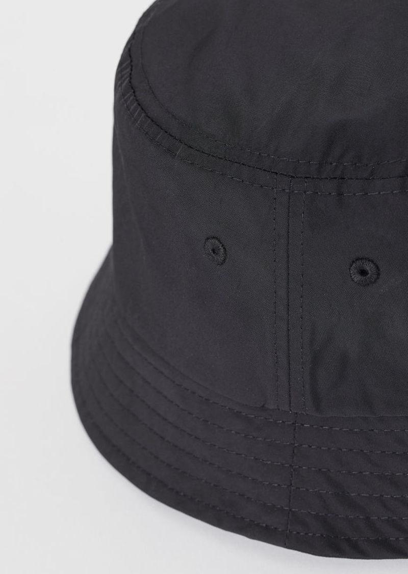 H&M H & M - Bucket Hat - Black