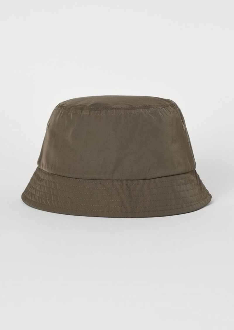 H&M H & M - Bucket Hat - Green