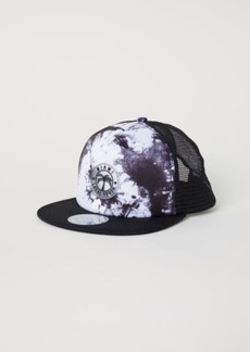 H&M H & M - Cap with Appliqué - White