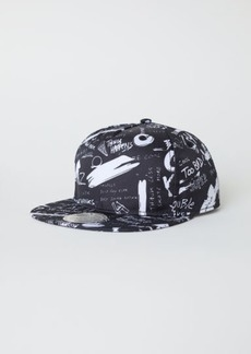 H&M H & M - Cap with Embroidery - Black