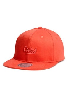 H&M H & M - Cap with Embroidery - Orange