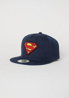 H&M H & M - Cap with Motif - Blue