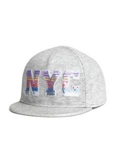 H&M H & M - Cap with Motif - Gray